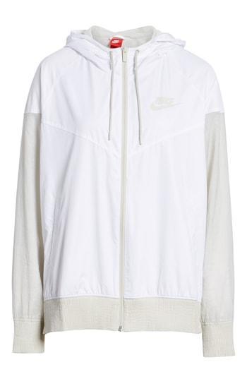 Women's Nike Sportswear Women's Windrunner Water Repellent Jacket