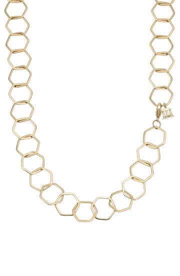 Women's Temple St. Clair Hive Chain Necklace