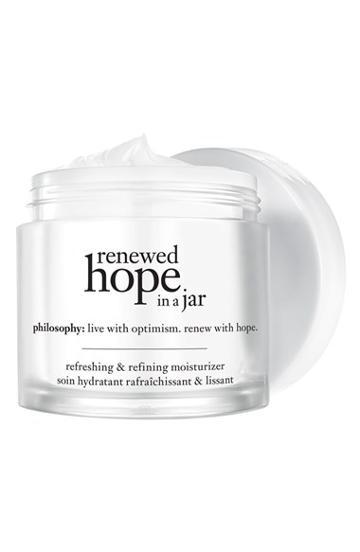 Philosophy 'renewed Hope In A Jar' For All Skin Types Oz