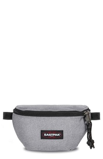Eastpak Springer Nylon Belt Bag - Grey