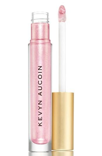 Space. Nk. Apothecary Kevyn Aucoin Beauty Liquid Lip Molten Metals - Pink Crystal