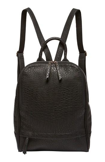 Urban Originals My Way Vegan Leather Backpack - Black