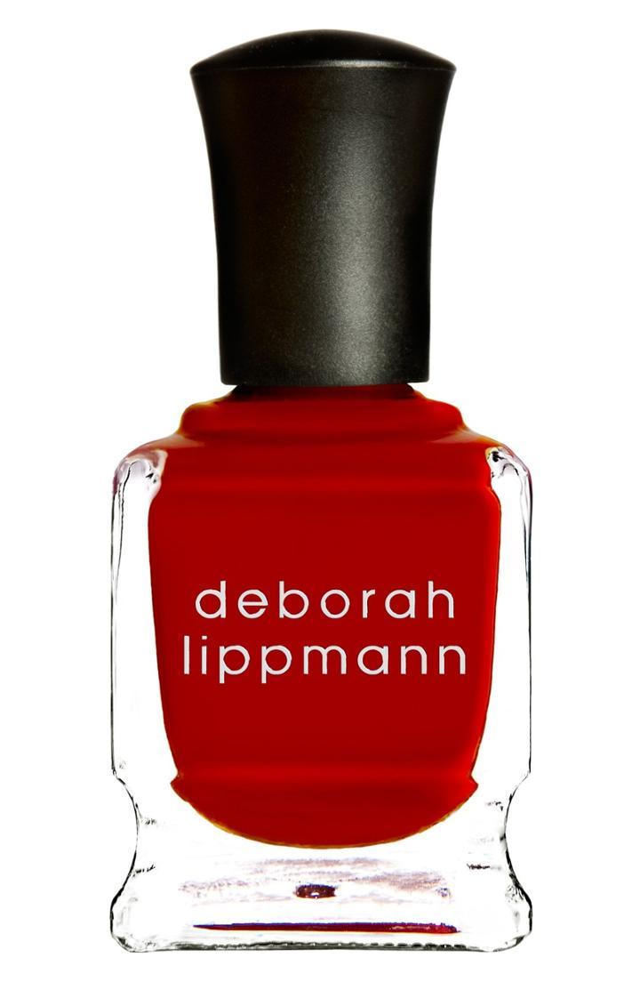 Deborah Lippmann Roar Nail Color -