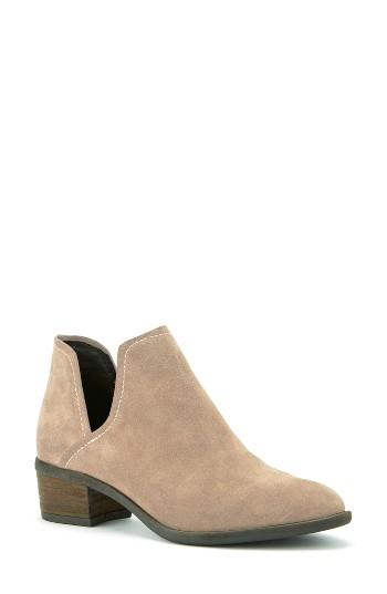 Women's Blondo Marla Waterproof Boot .5 M - Metallic