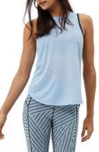 Women's Sweaty Betty Pacesetter Run Tank - Blue