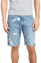 Men's Levi's 501 Cutoff Denim Shorts