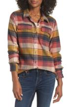 Women's Patagonia Fjord Flannel Shirt - Pink