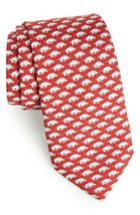 Men's Vineyard Vines University Of Arkansas Silk Tie