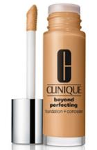 Clinique Beyond Perfecting Foundation + Concealer - Toasted Wheat