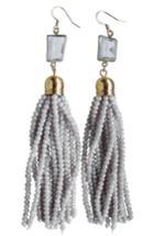 Women's Gemelli Party Tassel Earrings