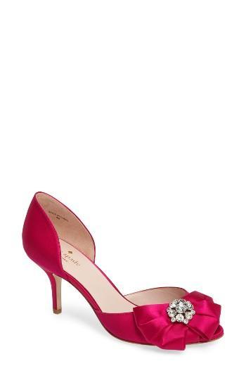 Women's Kate Spade New York Santarosa D'orsay Pump M - Pink
