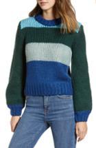 Women's Rebecca Minkoff Jewel Sweater - Blue