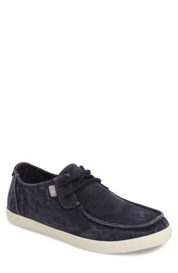 Men's Sanuk Numami Sneaker .5 M - Blue