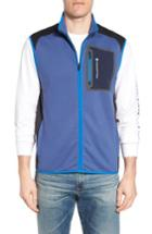 Men's Vineyard Vines Performance Powerstretch Vest - Blue