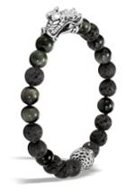 Men's John Hardy Legends Naga Bead Bracelet