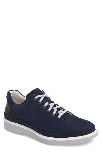 Men's Samuel Hubbard Fast Cap Toe Oxford .5 M - Blue