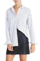 Women's Madewell Stripe Classic Ex-boyfriend Shirt