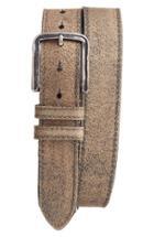 Men's Torino Belts Sanded Leather Belt