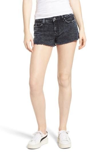 Women's Hudson Jeans Kenzie Cutoff Jean Shorts - Black
