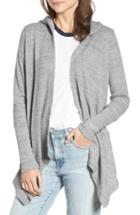 Women's Splendid Thermal Hooded Cardigan