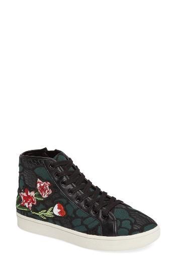 Women's Steve Madden Allie High Top Sneaker