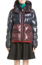 Women's Moncler Cotinus Hooded Down Puffer Jacket