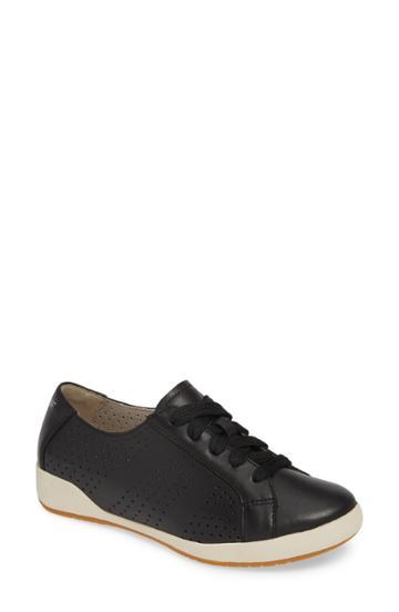 Women's Dansko Orli Sneaker .5-6us / 36eu - Black