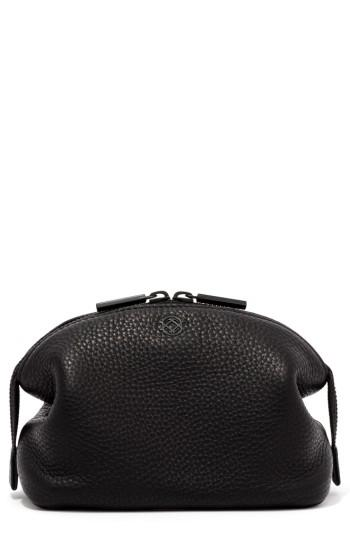 Dagne Dover Small Lola Pouch, Size - Onyx