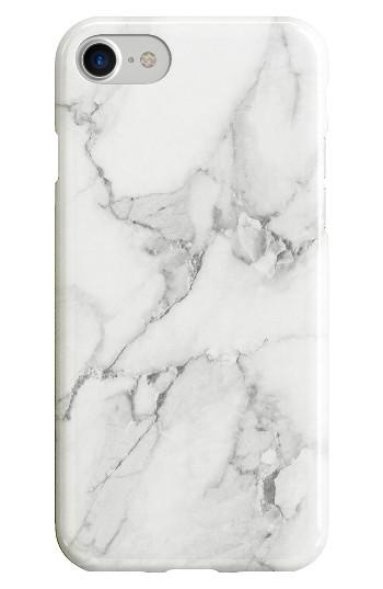 Recover White Marble Iphone 6/7 Case - White
