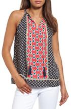 Women's Thml Mixed Print Top