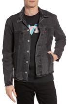 Men's Levi's Altered Distressed Denim Trucker Jacket