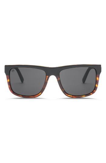 Men's Electric Swingarm Xl 59mm Sunglasses - Darkside Tortoise/ Grey