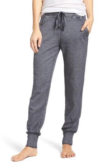 Women's Josie Sunset Blvd Jogger Sweatpants - Blue