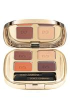 Dolce & Gabbana Beauty Smooth Eye Color Quad - Cocoa 115