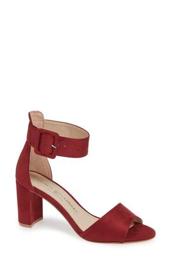 Women's Chinese Laundry Rumor Sandal .5 M - Red