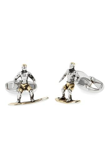 Men's Paul Smith Surfer Cuff Links