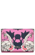 Women's Furla Babylon Saffiano Leather Trifold Wallet -