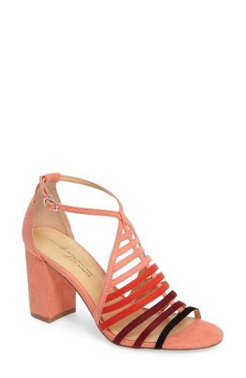 Women's Daya By Zendaya Soda Block Heel Sandal M - Orange