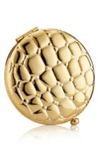 Estee Lauder Golden Alligator Slim Compact Pressed Powder -
