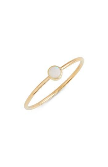 Women's Zoe Chicco Opal Stacking Ring