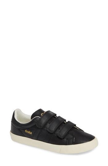 Women's Gola Orchid Sneaker M - Black