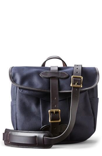 Men's Filson Small Field Bag - Blue