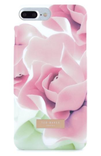 Ted Baker London Anotei Rose Iphone 7 & 7 Case - Pink