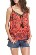 Women's Band Of Gypsies Bohemian Swing Camisole