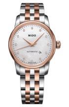 Women's Mido Baroncelli Diamond Bracelet Watch, 29mm