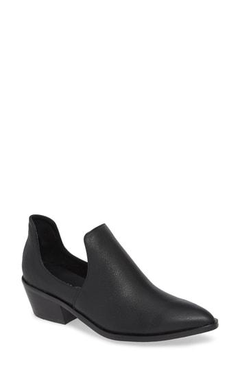 Women's Chinese Laundry Focus Open Sided Bootie .5 M - Black