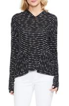 Women's Two By Vince Camuto Stripe Hoodie