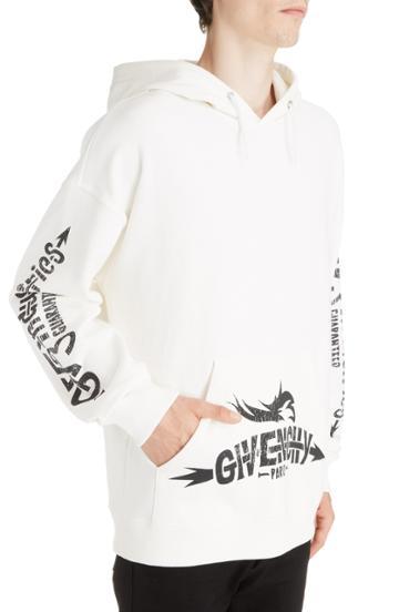 Men's Givenchy Taurus Hoodie