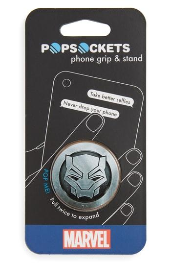Popsockets Cell Phone Grip & Stand - Black