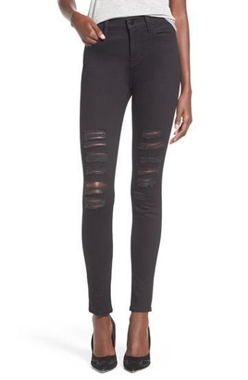 Women's J Brand 'maria' High Rise Jeans, Size 26 -